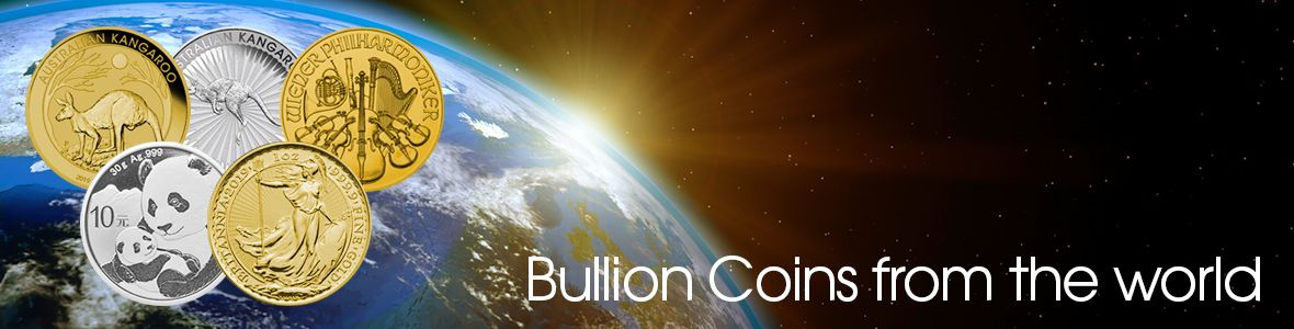 World Silver Bullion Coins
