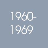 1969 - 1960